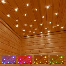 Ciel étoilé pour sauna