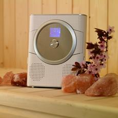 Lecteur CD avec radio FM pour les cabines infrarouges