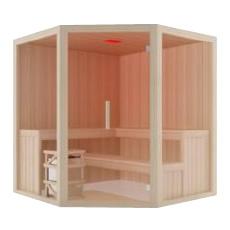 Sauna vapeur Ariane 200 d'angle