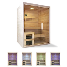 Sauna vapeur Ariane 150