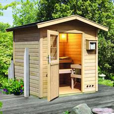Sauna vapeur d'exterieur Nicla