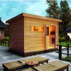 Sauna vapeur d'exterieur Zen 2