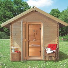 Sauna vapeur d'exterieur Garden 1
