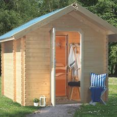 Sauna vapeur d'exterieur Garden 2